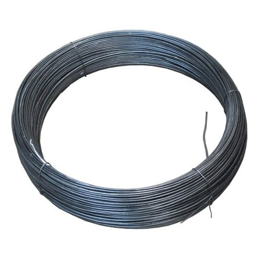 50 lb. Coil 9 Ga. Black Tie Wire - (Available For Local Pick Up Only ...