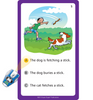 Understanding Sentences Fun Deck