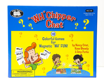 'WH' Chipper Chat Game