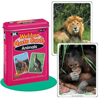 Webber Photo Cards Animals