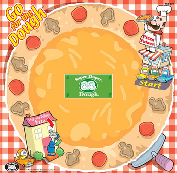 Go For The Dough Board Game