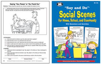 Say & Do Social Scenes