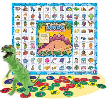 Descripto Dino Game Board