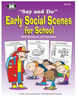Say & Do Early Social Scenes
