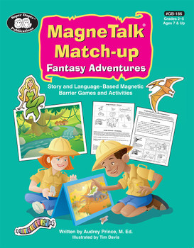 Magnetalk Fantasy Story Adventures with Barrier