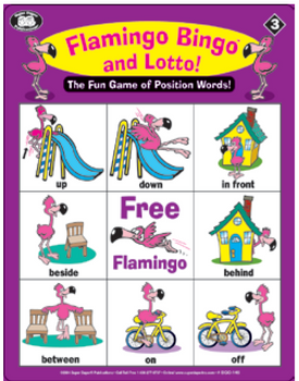 Flamingo Bingo and Lotto