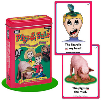 Pigs And Pals Prepositions