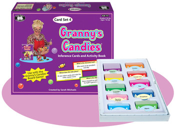 Granny's Candies Card Set 4