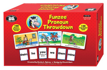 Funzee Pronoun Throwdown