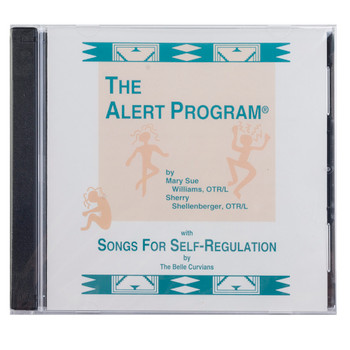 Alert Program: CD Songs For Self Regulation