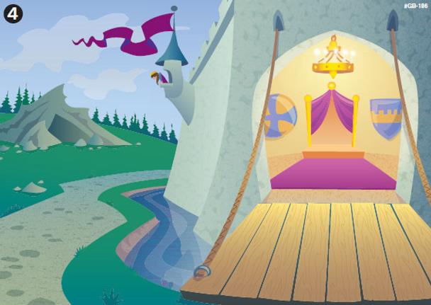 Magnetalk Fantasy Story Adventures with Barrier