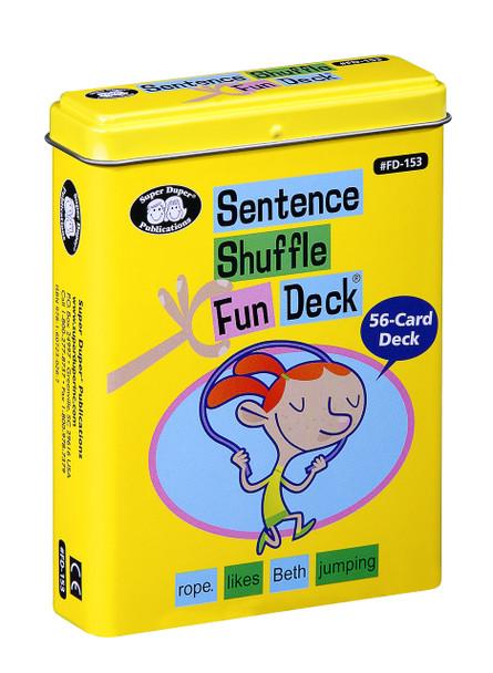 Sentence Shuffle Fun Deck