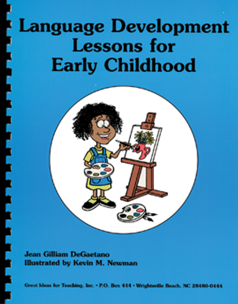 Language Development Lessons for Early Childhood