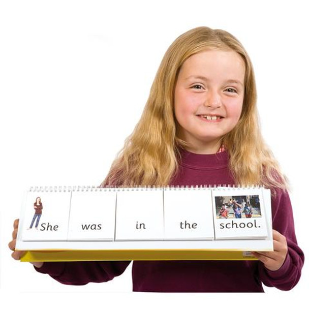 High Frequency Flip Words Book