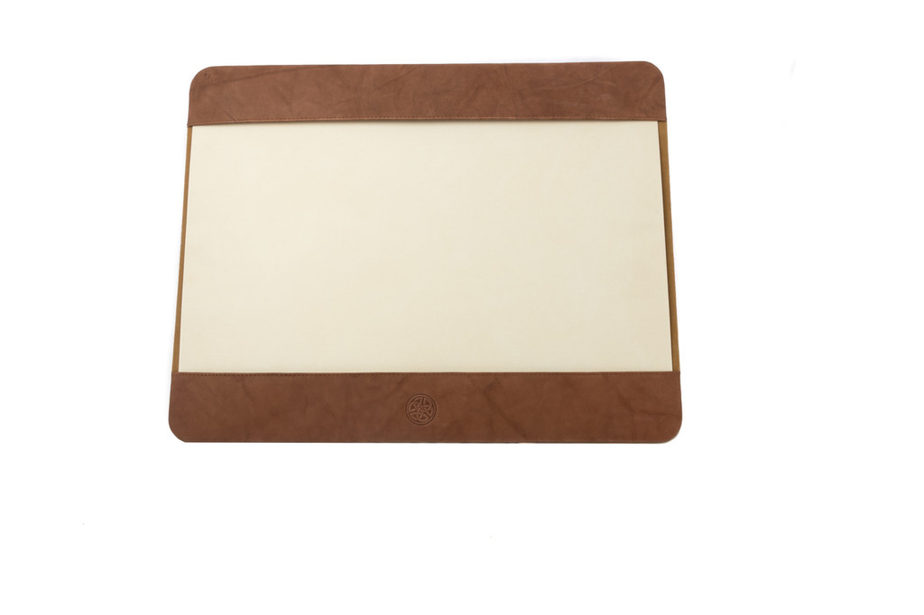 "Leather Blotter Pad 18"" x 14"""