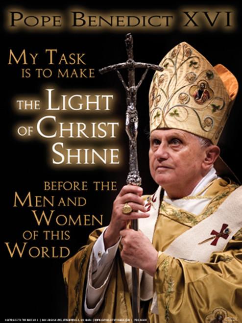 "Pope Benedict XVI 18""x24"" Rolled Poster"