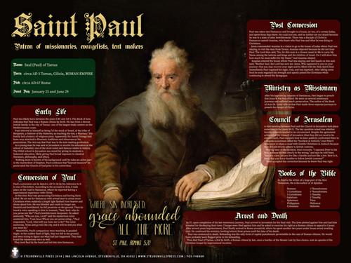St. Paul Explained Poster
