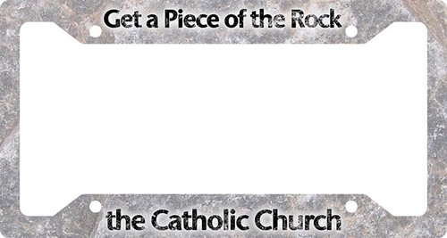 Get a Piece of the Rock Plate Frame