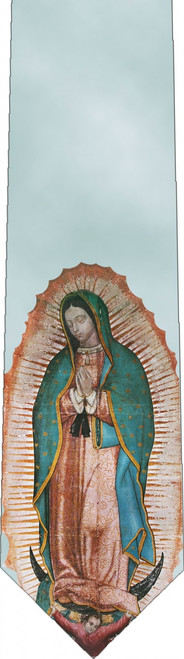 Our Lady of Guadalupe Tie