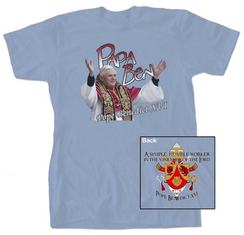 Papa Ben Humble Worker T-Shirts
