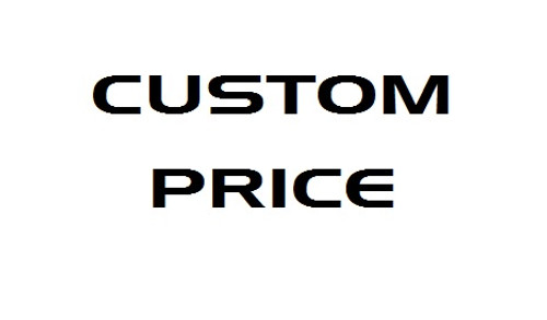 Custom Price
