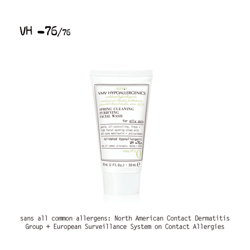 Spring Cleaning Purifying Facial Wash 30ml (mini)