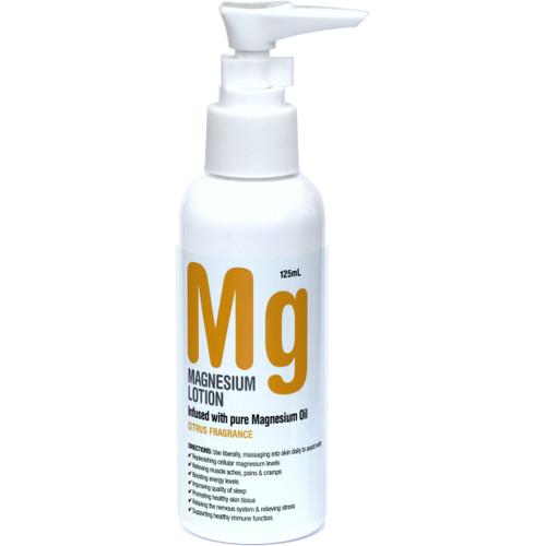 Magnesium Lotion - Citrus 125ml