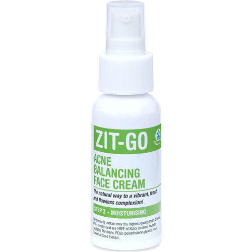 Zit-Go Acne Balancing Face Cream 60ml