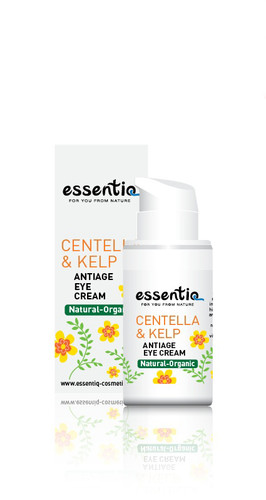Anti-Age Eye Cream Centella & Kelp 15ml