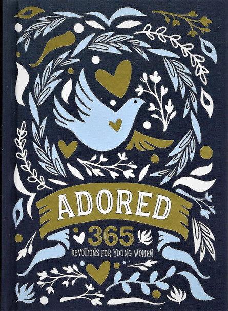 ADORED - 365 Devotions for Young Women.
