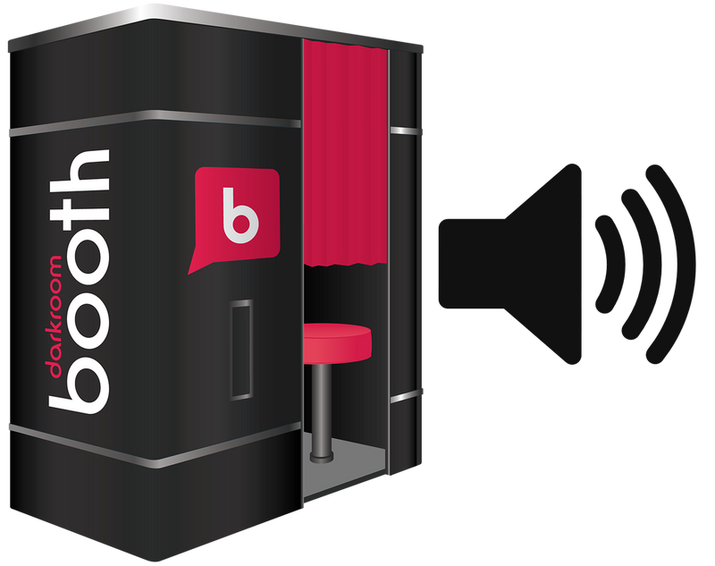 Hippy Voice - Darkroom Booth Sounds