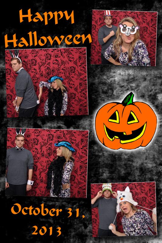 Halloween 4x6 Print Template