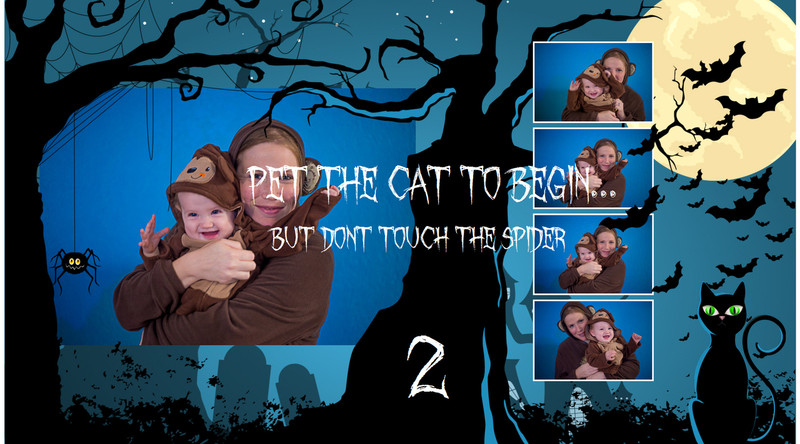 Halloween Touch ScreenTemplates 4Images