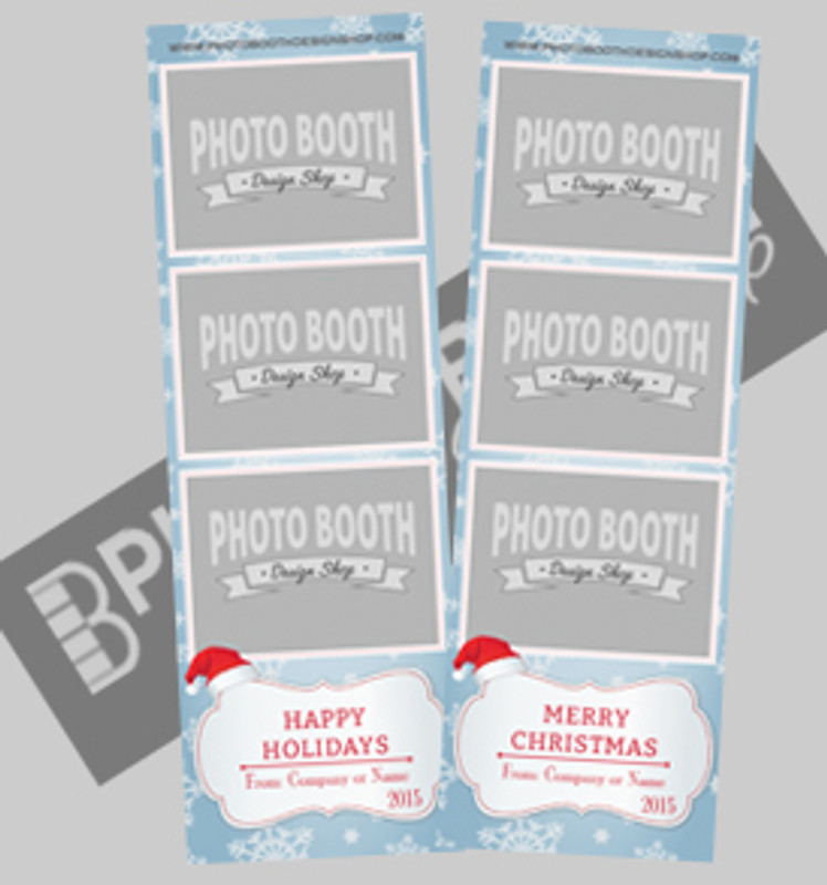 2x6 Happy Holidays - PBDS