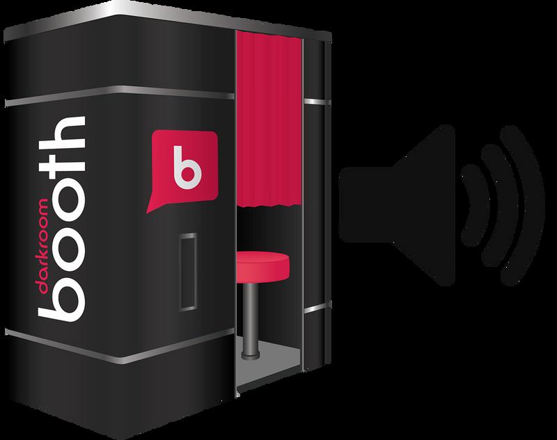 Santa Voice - Darkroom Booth Sounds