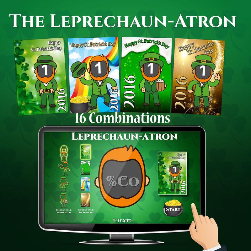 The Leprechaun-Atron