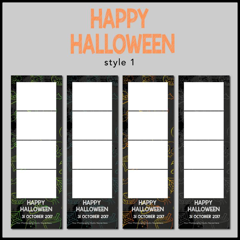 The Photopod Company - Halloween 2x6 Style 1