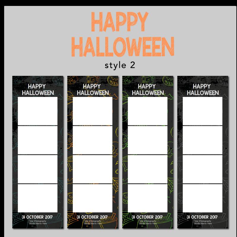 The Photopod Company - Halloween 2x6 Style 2