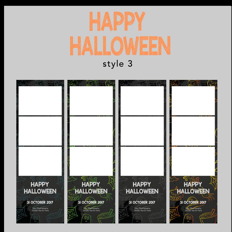 The Photopod Company - Halloween 2x6 Style 3