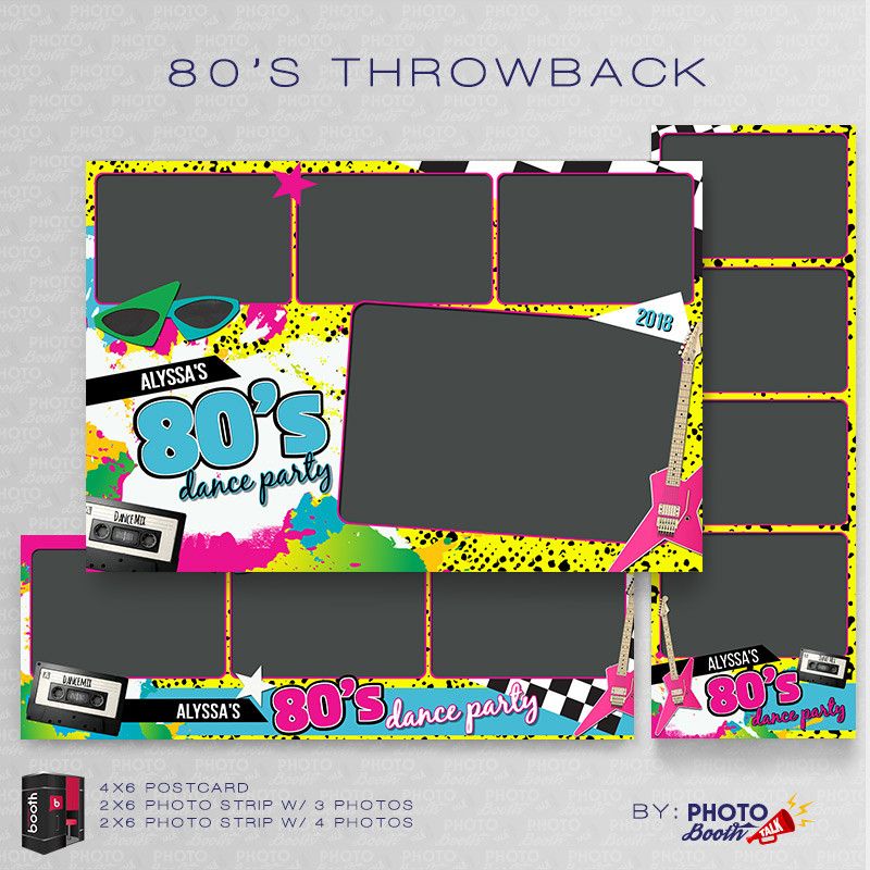 80s Throwback Bundle - CI Creative