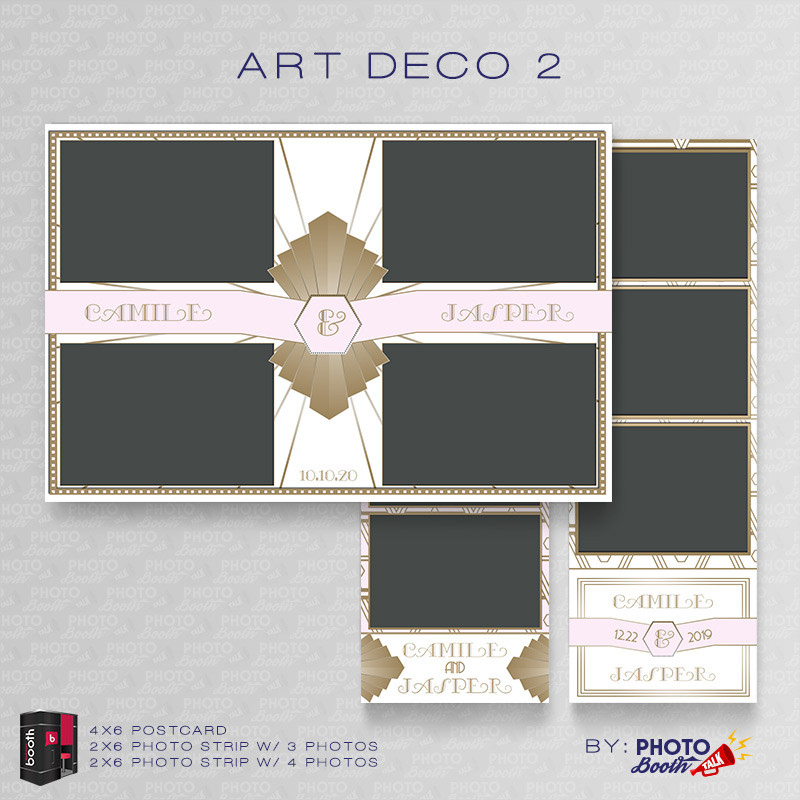Art Deco 2 Bundle - CI Creative