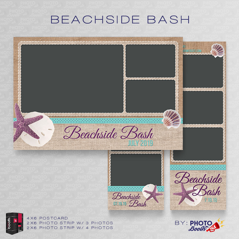 Beachside Bash Bundle - CI Creative