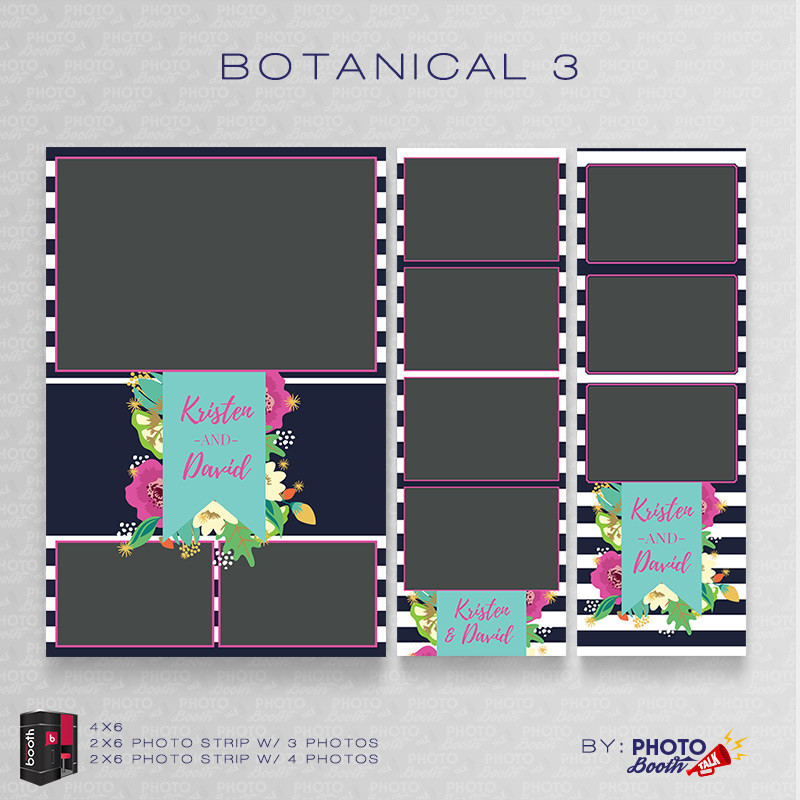Botanical 3 Bundle - CI Creative