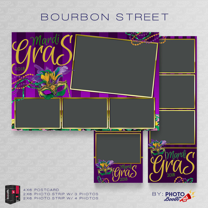 Bourbon Street Bundle - CI Creative