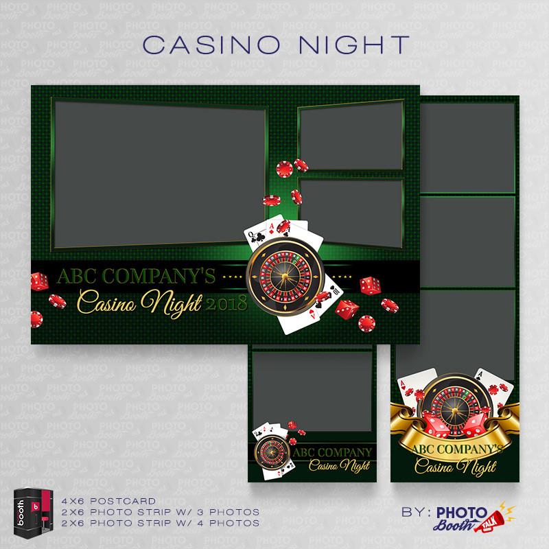 Casino Night Bundle - CI Creative
