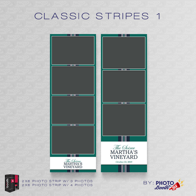 Classic Stripes 1 Bundle - CI Creative