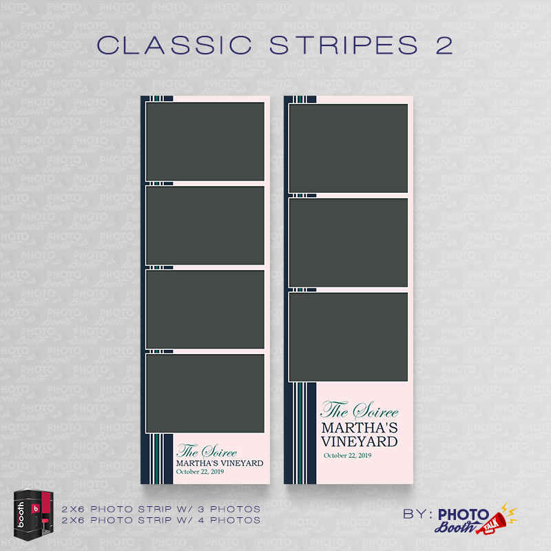 Classic Stripes 2 Bundle - CI Creative