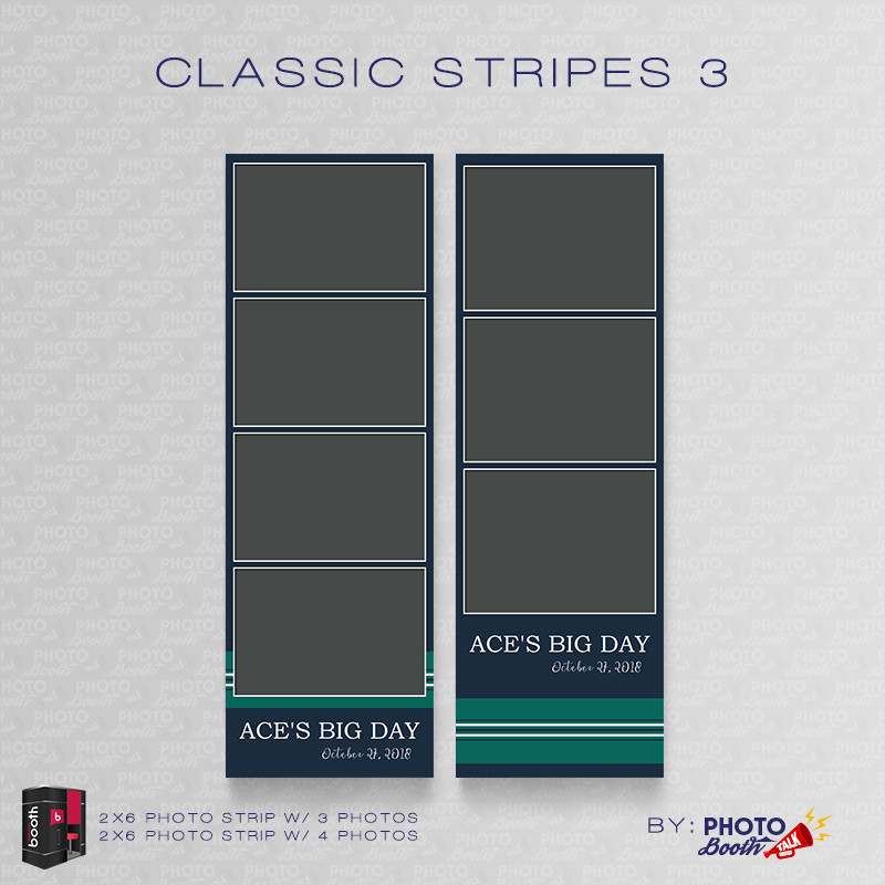 Classic Stripes 3 Bundle - CI Creative