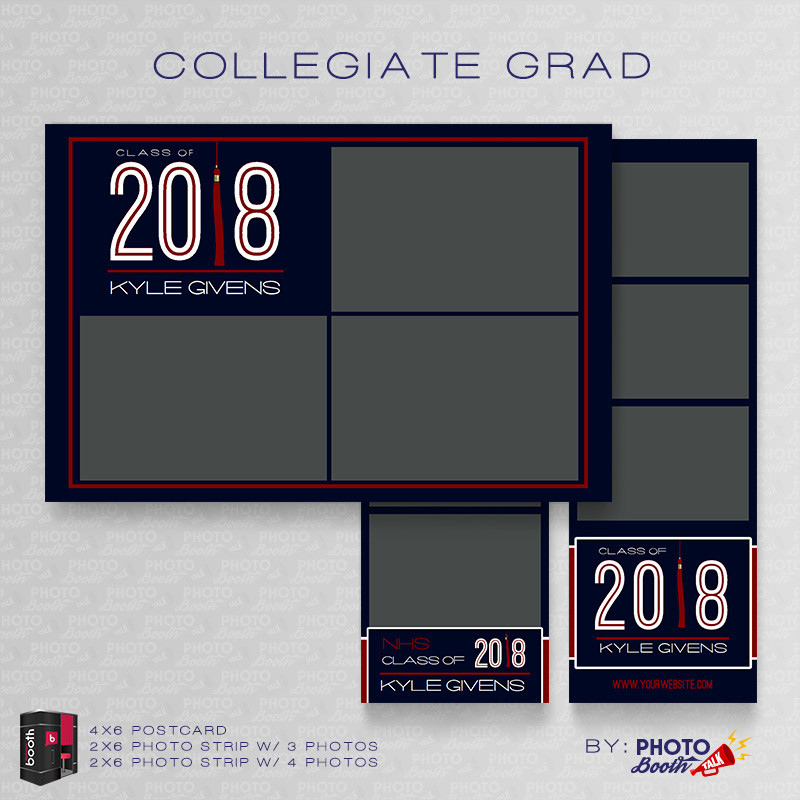 Collegiate Grad Bundle - CI Creative