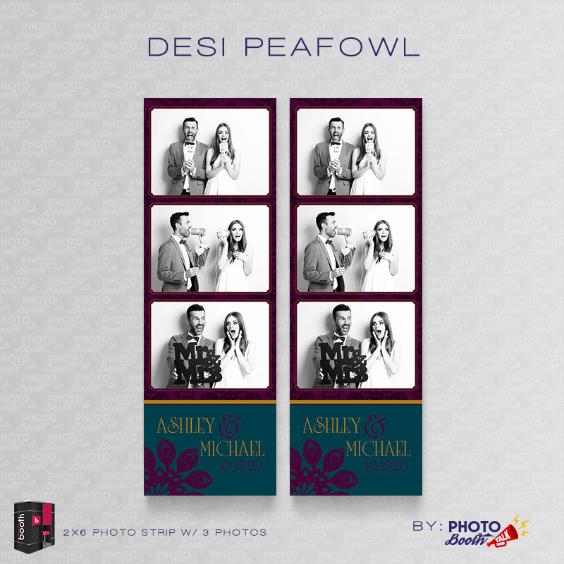 Desi Peafowl Bundle - CI Creative